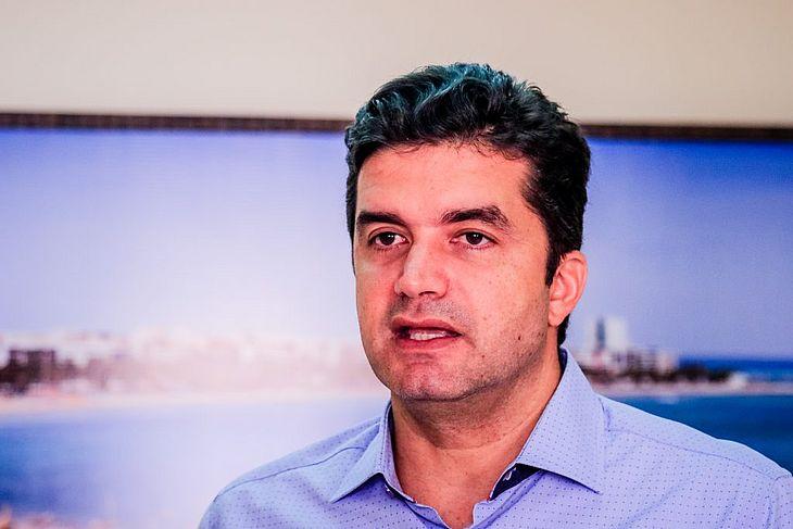 Rui Palmeira, prefeito de Maceió
