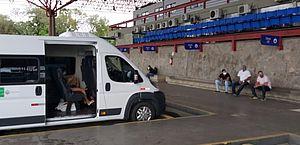 Sem máscara, passageiros não podem embarcar em transporte intermunicipal, alerta sindicato
