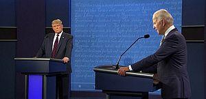 Trump x Biden: os cinco momentos que marcaram o caótico 1º debate presidencial