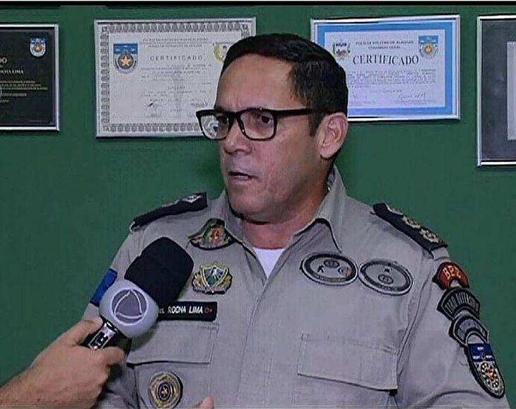 Tenente-coronel Rocha Lima