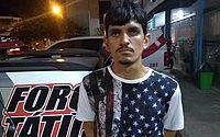 Paulinho é um dos suspeitos do crime contra três jovens no bairro Jacintinho