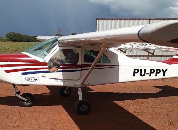 Aeronave sumiu no dia 28 de abril, segundo a família de um dos desaparecidos