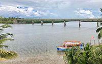 Governo inicia no Gunga programa de recuperação de pontes