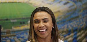 Seis vezes melhor do mundo, Marta renova com Orlando Pride até 2022