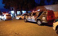 A 'Operação Ilha de Ferro', uma das ações deflagrada pela SSP, combate o crime no município de Barra de Santo Antônio