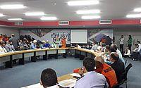 Apresentação do plano de contingência do bairro do Pinheiro