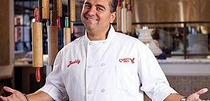 Buddy Valastro, o Cake Boss, publica foto em hospital após 'acidente terrível'