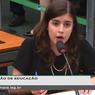 Deputada acusa Weintraub de divulgar seu telefone e diz que vai processá-lo