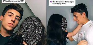 Menina de 12 anos vira polêmica na internet ao contar que namora rapaz de 19