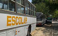 Seduc diz que pagamento a motoristas de ônibus escolares será feito nesta terça