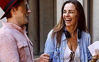 'Conectado e ouvindo', Susana Garcia diz que Paulo Gustavo reagiu após conversa