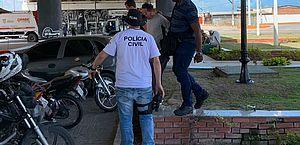 Homem é preso por tentativa de estupro após marcar encontro com menor em Marechal