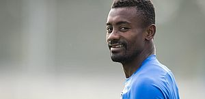 Atacante marfinense Salomon Kalou é o novo reforço do Botafogo