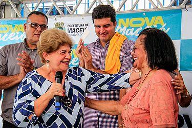 Reinauguração da Escola Kátia Pimentel Assunção que foi totalmente reformada
