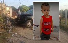 Criança de 1 ano morre atropelada em União dos Palmares; motorista estaria embriagado e não prestou socorro