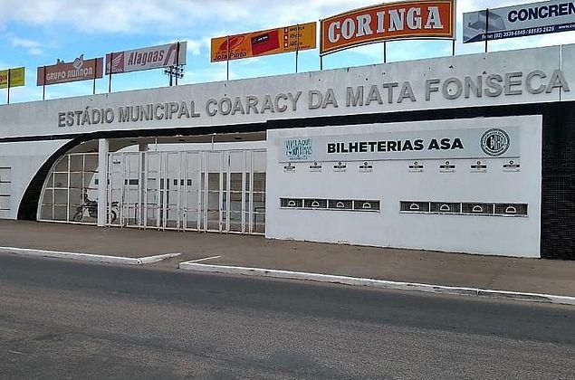 ASA x CRB: Alvinegro mantém valores de ingressos para jogo deste domingo