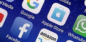 EUA e UE pretendem regulamentar bigtechs, diz site