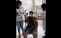 Fotógrafo furou fila da vacina contra a Covid-19