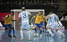 Argentina elimina o Brasil e vai em busca do bi na Copa do Mundo de Futsal