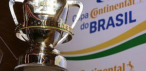 Veja os possíveis adversários de CRB, CSA e ASA na 1ª fase da Copa do Brasil