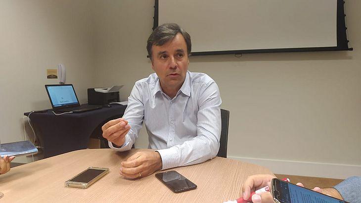 Marcelo Cerqueira, vice-presidente de Petroquímicos Básicos e Vinílicos da Braskem
