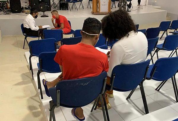 Comunidade LGBTQI+ reclusa no sistema prisional recebeu visita de integrantes do Mecanismo Nacional de Prevenção e Combate à Tortura