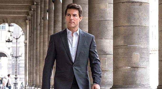 Tom Cruise é o astro da franquia