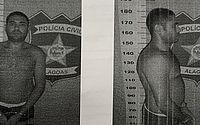 Suspeito com extensa ficha criminal é preso na Praia do Francês