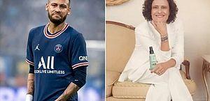 Neymar entra na Justiça questionando críticas de Zélia Duncan