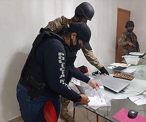 Operação do MP-AL combate suspeitos de crimes contra a administração pública e a Justiça