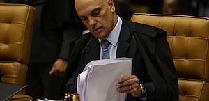 Moraes aumenta multa do Facebook por não bloquear perfis fora do país