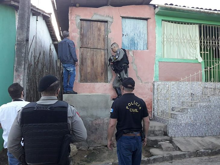 Polícia prendeu 31 suspeitos de vários crimes no Estado