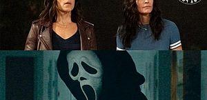 Trailer de Pânico mostra Neve Campbell e Courteney Cox enfrentando Ghostface