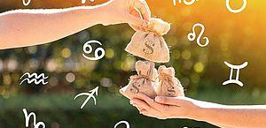 Veja os quatro signos que terão sorte com dinheiro em 2019