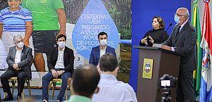 Estado e Governo Federal destinam R$ 63,6 mi a programas de segurança alimentar e acesso à água