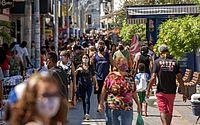 Enquete: 41% preferem mais flexibilização nas regras de distanciamento social