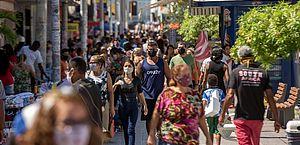 Vendas no varejo crescem 0,9% em Alagoas no mês de fevereiro, diz IBGE
