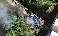 Acidente em Monlevade: ônibus havia sido multado por transporte irregular