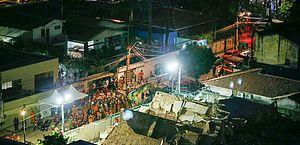 Bombeiros confirmam primeira morte do desabamento de edifício em Fortaleza