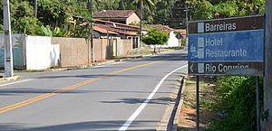Polícia busca imagens de câmeras para desvendar crime em Coruripe