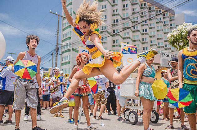 Escolas de samba e orquestras de frevo fazem apresentação online no Carnaval de Alagoas