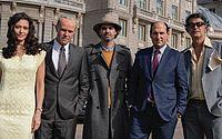 Amazon anuncia elenco da 2ª temporada de El Presidente