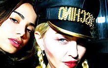 Anitta e Madonna lançam parceria