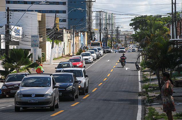 Prefeito anuncia sinalização de novas vias em Maceió