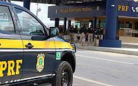 PRF registra queda de mais de 90% no número de acidentes durante o feriadão