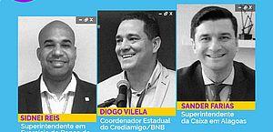 Sebrae em Alagoas realiza webinar sobre linhas de crédito disponíveis para o MEI