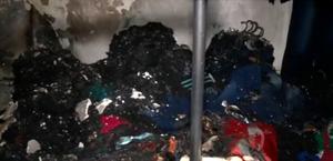 Loja pega fogo, forro cai e mercadorias são destruídas no Piauí