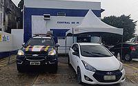 Agentes da PRF prendem condutor embriagado e recuperam carro roubado