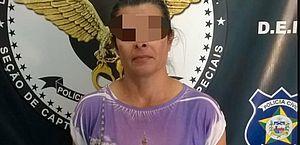 Mulher envolvida em homicídio qualificado é presa em Maceió