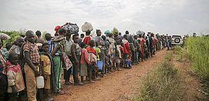 Número de pessoas forçadas a se deslocar chegou a 82,4 milhões em 2020